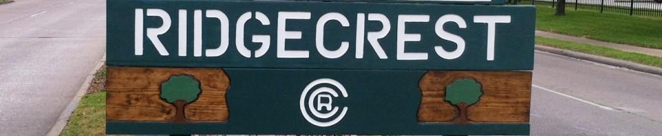 Ridgecrest Civic Club